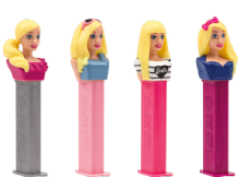 Pez Dispenser Barbie